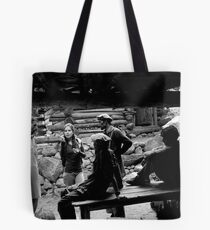 Discussion Tote Bag