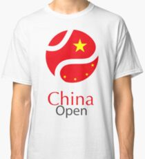 China open Tennis Championship Support Classic T-Shirt
