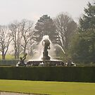 Castle Howard Fountain 2 by dougie1