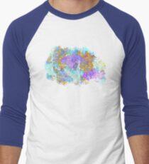 Flutter By (blue, violet and orange) T-Shirt