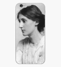 Virginia Woolf - black and white iPhone Case