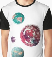 other dimension Graphic T-Shirt