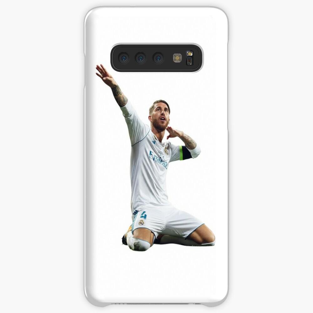 Sergio Ramos Funda y vinilo para Samsung Galaxy
