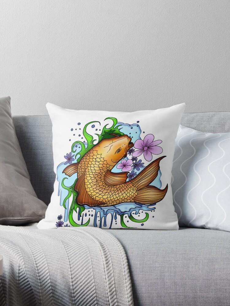 Koi Fish by Adam Santana