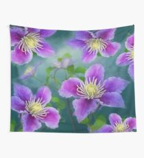 Fabulous flowers Wall Tapestry