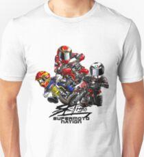supermoto nation Unisex T-Shirt