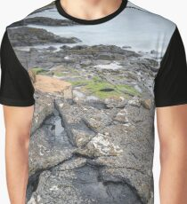 Craster & Dunstanburgh Graphic T-Shirt