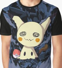 Pokemon Mimikyu Graphic T-Shirt
