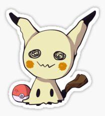 Pokemon Mimikyu Sticker