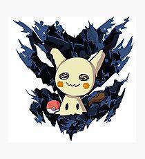 Pokemon Mimikyu Photographic Print