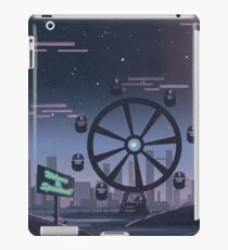 Carousel Spaceland iPad Case/Skin
