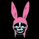 Grey Rabbit/Pink Ears by cudatron
