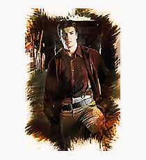 Captain Malcolm Reynolds - FIREFLY Photographic Print