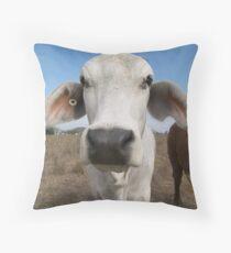 Brahman Throw Pillow