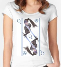 Queen Senua - Hellblade Women's Fitted Scoop T-Shirt