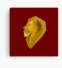 The Golden Lion of House Lannister Canvas Print