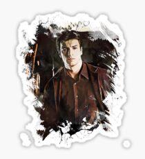 Captain Malcolm Reynolds - FIREFLY Sticker