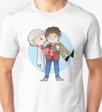 Doc and Marty -  Back to the future T-Shirt