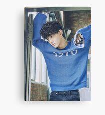 Chen - EXO  Canvas Print