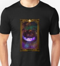 Ghostbusters Tarot - Wheel of Fortune T-Shirt