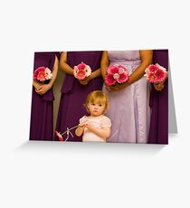The Late Bloomer Greeting Card