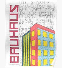 Bauhaus Propaganda Poster