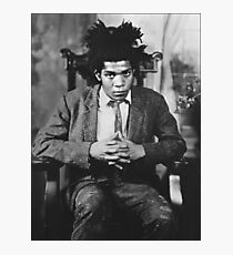 Jean-Michel Basquiat Photographic Print