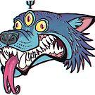 Psy-Wolf by stieven