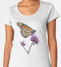 Monarch tee2/prints/products Women's Premium T-Shirt