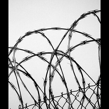 Razor Wire by almcgreck