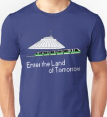 Enter the Land of Tomorrow T-Shirt