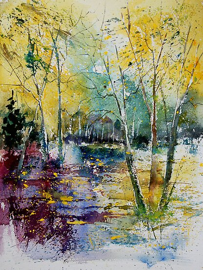 Watercolor 280808 by calimero