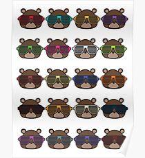 Dropout Bear Poster