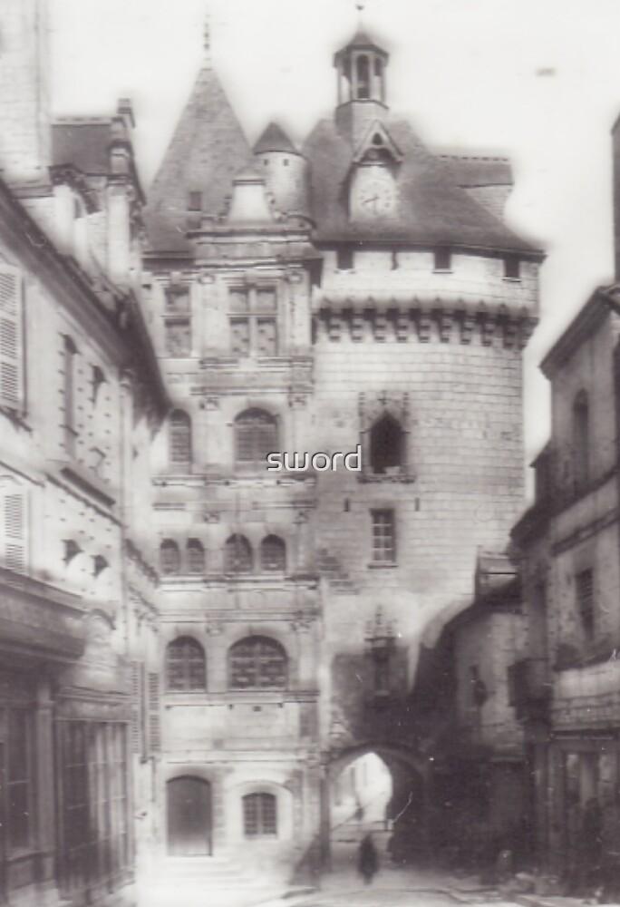 Hotel de ville loches by sword