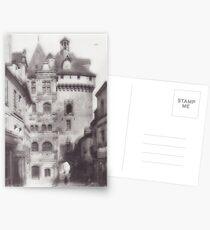 Hotel de ville loches Postcards