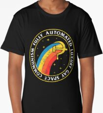 Fully Automated Luxury Gay Space Communism Long T-Shirt