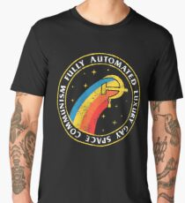 Fully Automated Luxury Gay Space Communism Men's Premium T-Shirt