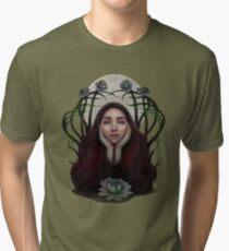 Await Tri-blend T-Shirt