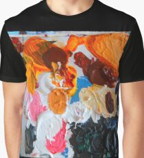 abstract clashy pumpkin spice 09/12/17 Graphic T-Shirt
