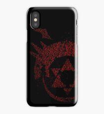 Ouroboros - bigger vrs. iPhone Case/Skin