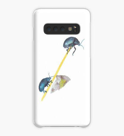 Balancing Beetles Case/Skin for Samsung Galaxy