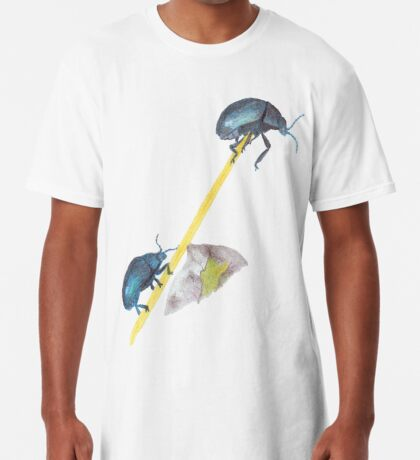 Balancing Beetles Long T-Shirt