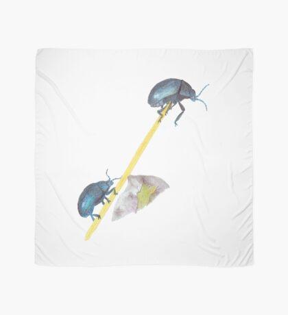 Balancing Beetles Scarf