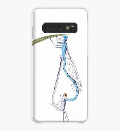 Dragonflies in Love Case/Skin for Samsung Galaxy