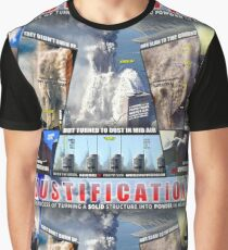 DUSTIFICATION Profound Poster (ZERO MARK-UP) Graphic T-Shirt