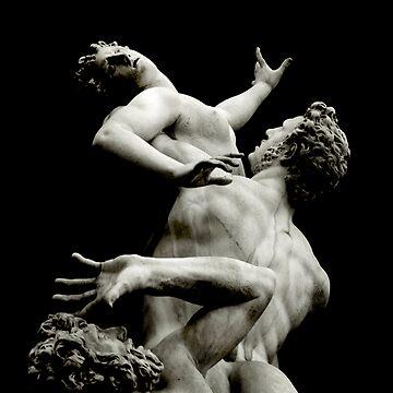 Rape of the Sabine Women by RedShedArt