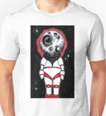 The Past Frontier - Moon Head T-Shirt