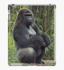 That's a Grumpy Gorilla! iPad Case/Skin