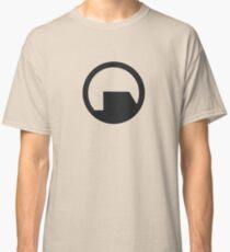 Black Mesa · Black Emblem Classic T-Shirt