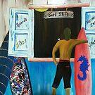 SURF SHOP  by WhiteDove Studio kj gordon